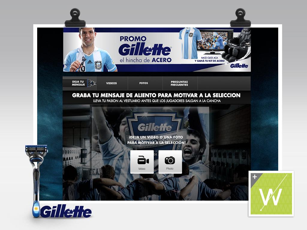 2014 - Gillette