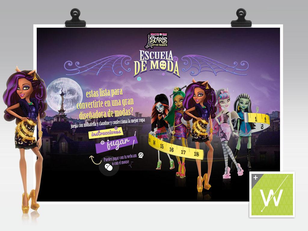 2013 - Monster High