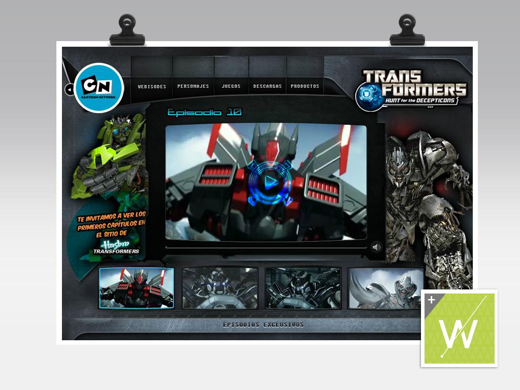 2011 - Transformers