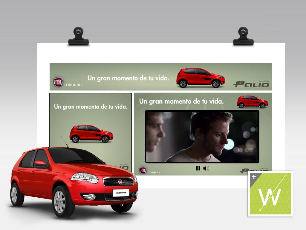 2012 - Fiat Palio