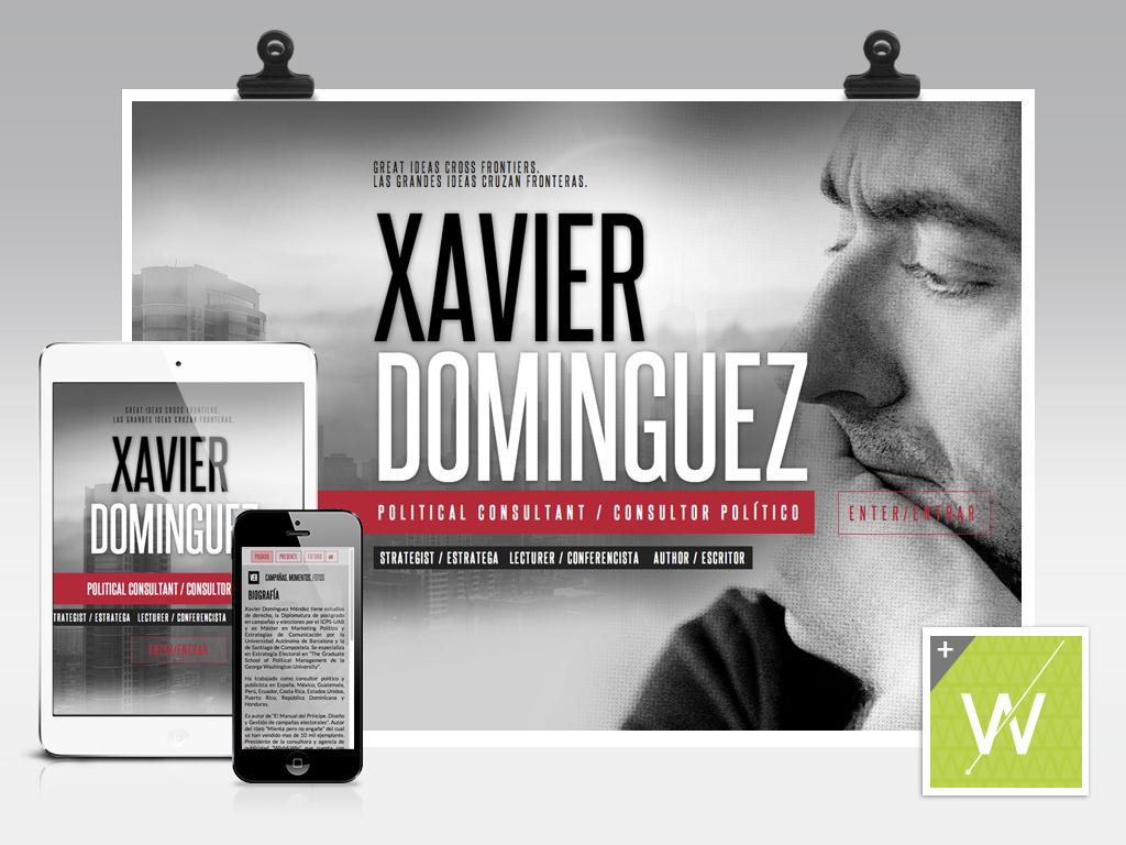 2014 - Xavier Dominguez