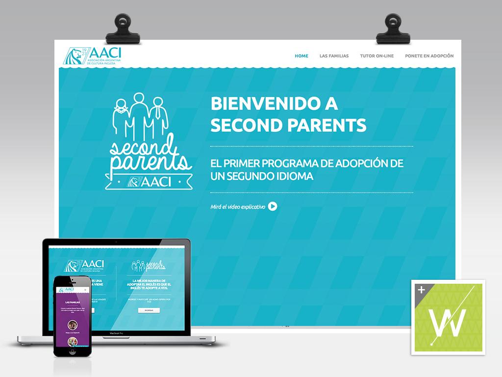 2014 - AACI Second Parents