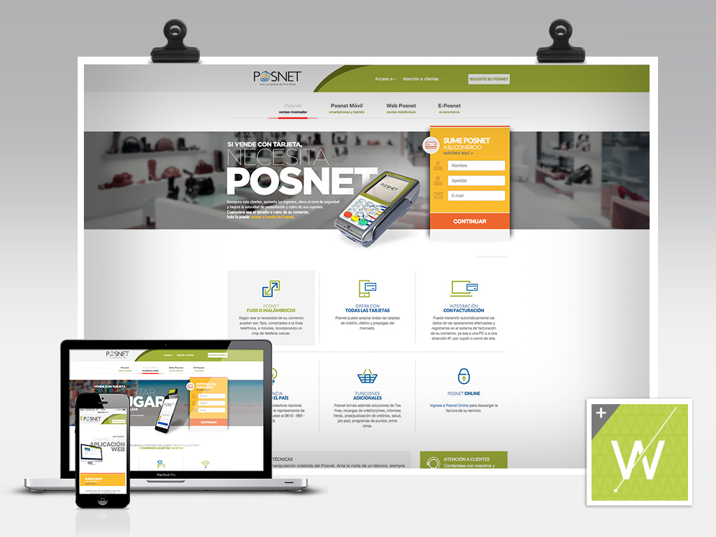2015 - Posnet